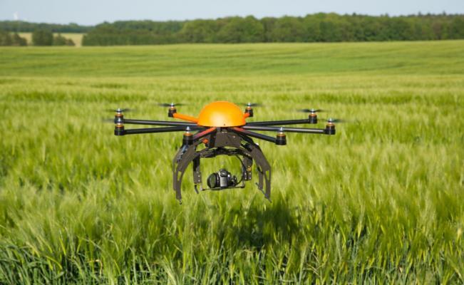 drone-fotogrametría